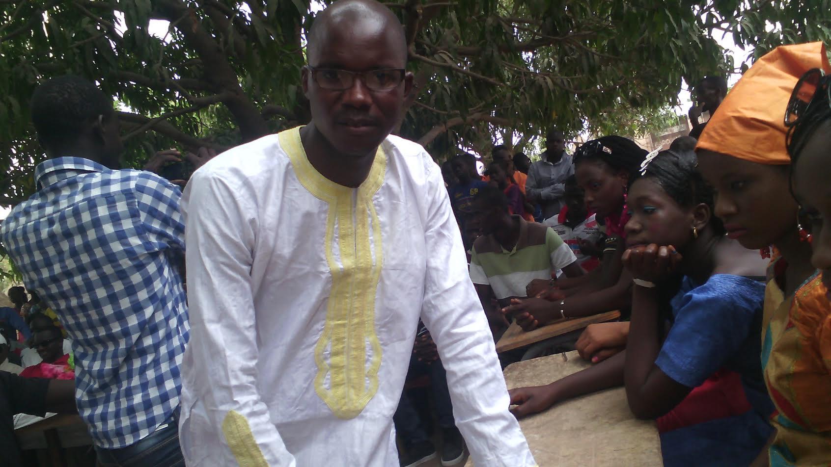 Collège d'Anambé Couta de Kolda : Ou l'ironie de l'histoire entre Macky Sall et Almamy Baldé, prof d'histo-géo