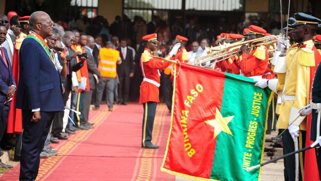 Burkina Faso : Paul Kaba Thieba nommé au poste de Premier ministre