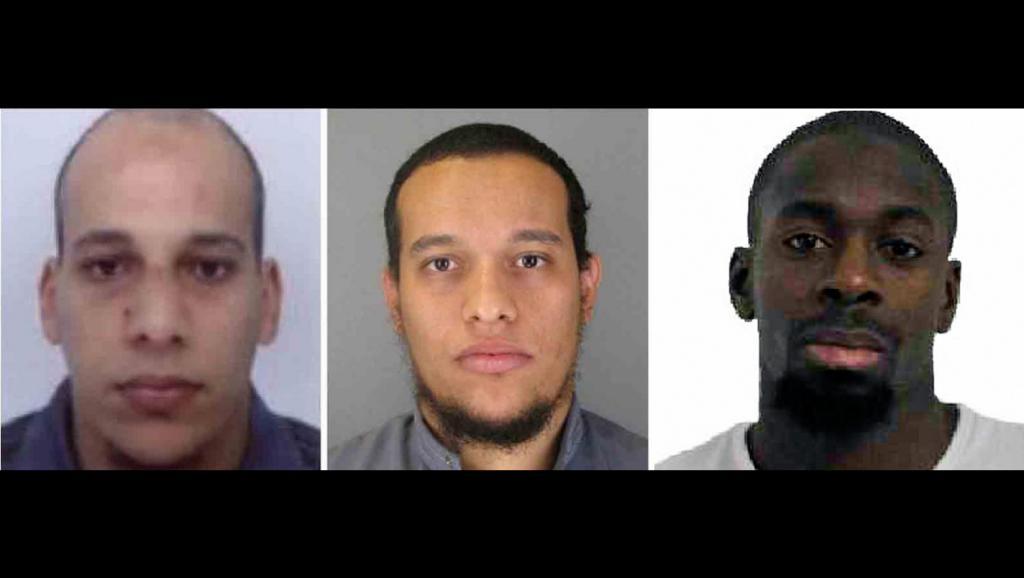 Attentats de janvier 2015 : Le destin funeste de trois terroristes