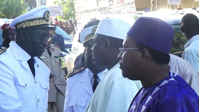 Macky Sall fustige la polémique sur les réformes constitutionnelles annoncées