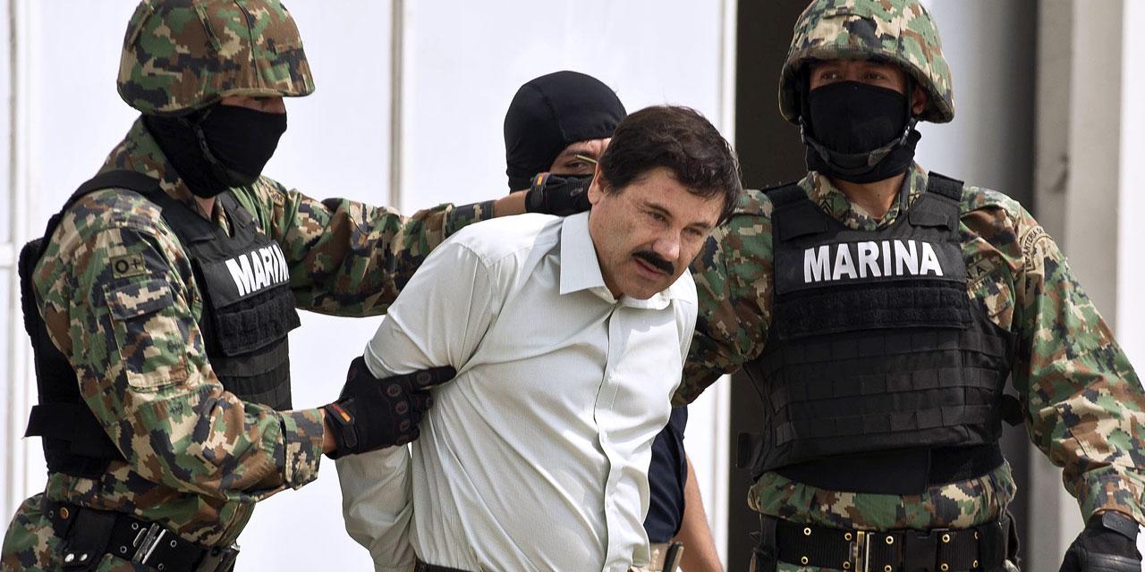 "Sean Penn a facilité la capture de ""El Chapo"""
