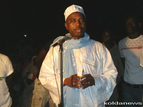 Chérif Léhibe Aïdara rallie le balantacounda à la cause de Macky Sall