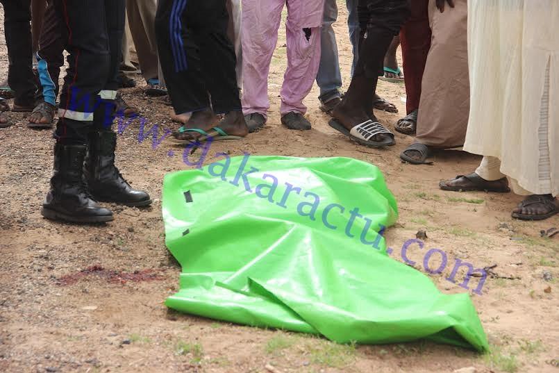 Accident de la circulation à Bambey : Les deux chauffeurs meurent sur le coup