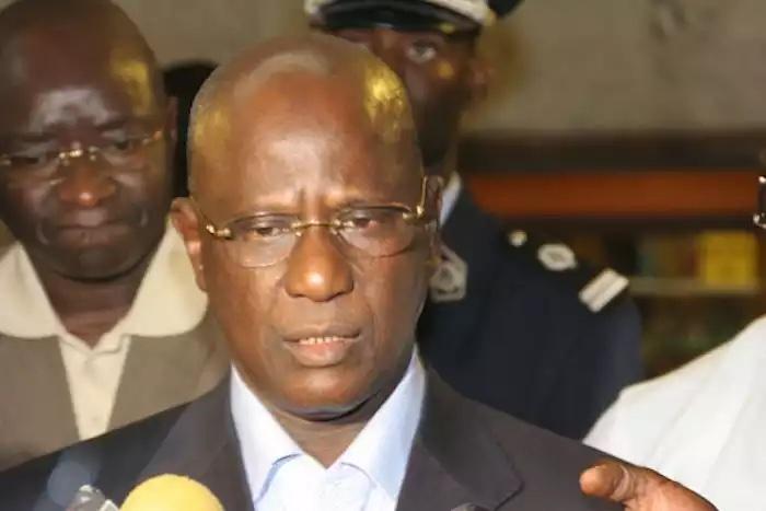 Déclaration de Cheikh Tidiane Sy lue au comité directeur du PDS