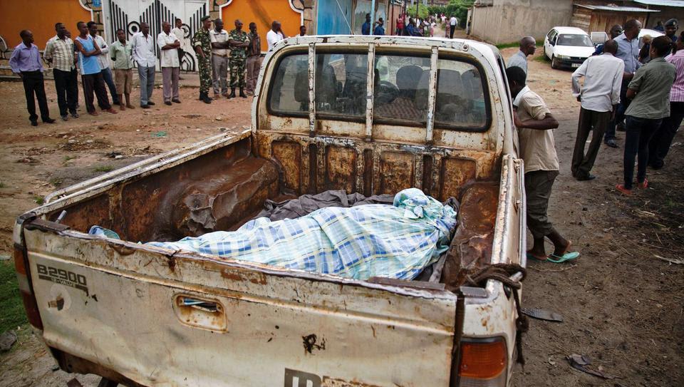 L'ONU envisage le pire au Burundi