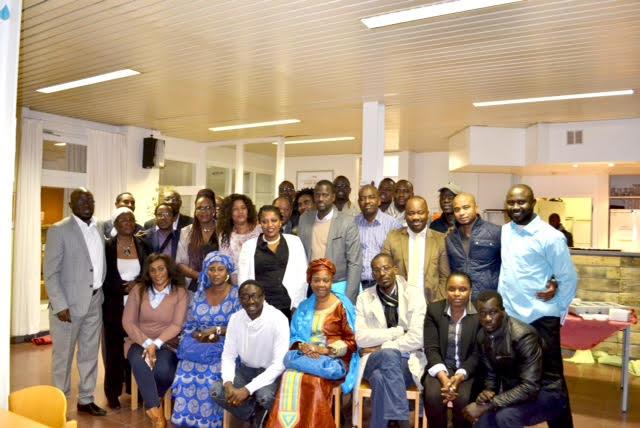 Assemblée Générale de l'APR Benelux : Le coordinateur sortant Ousmane War a été réélu