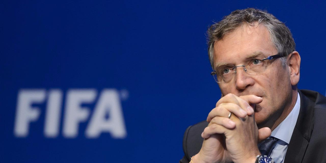 Fifa : limogeage du secrétaire général français Jérôme Valcke