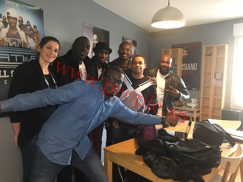 PRÉPARATION BERCY 2016 : Wally Ballago Seck signe avec Yuma Productions (People.sn)