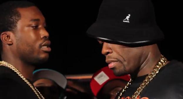 """50 Cent menace Meek Mill : """"Ta carrière est déjà finie !"""""""