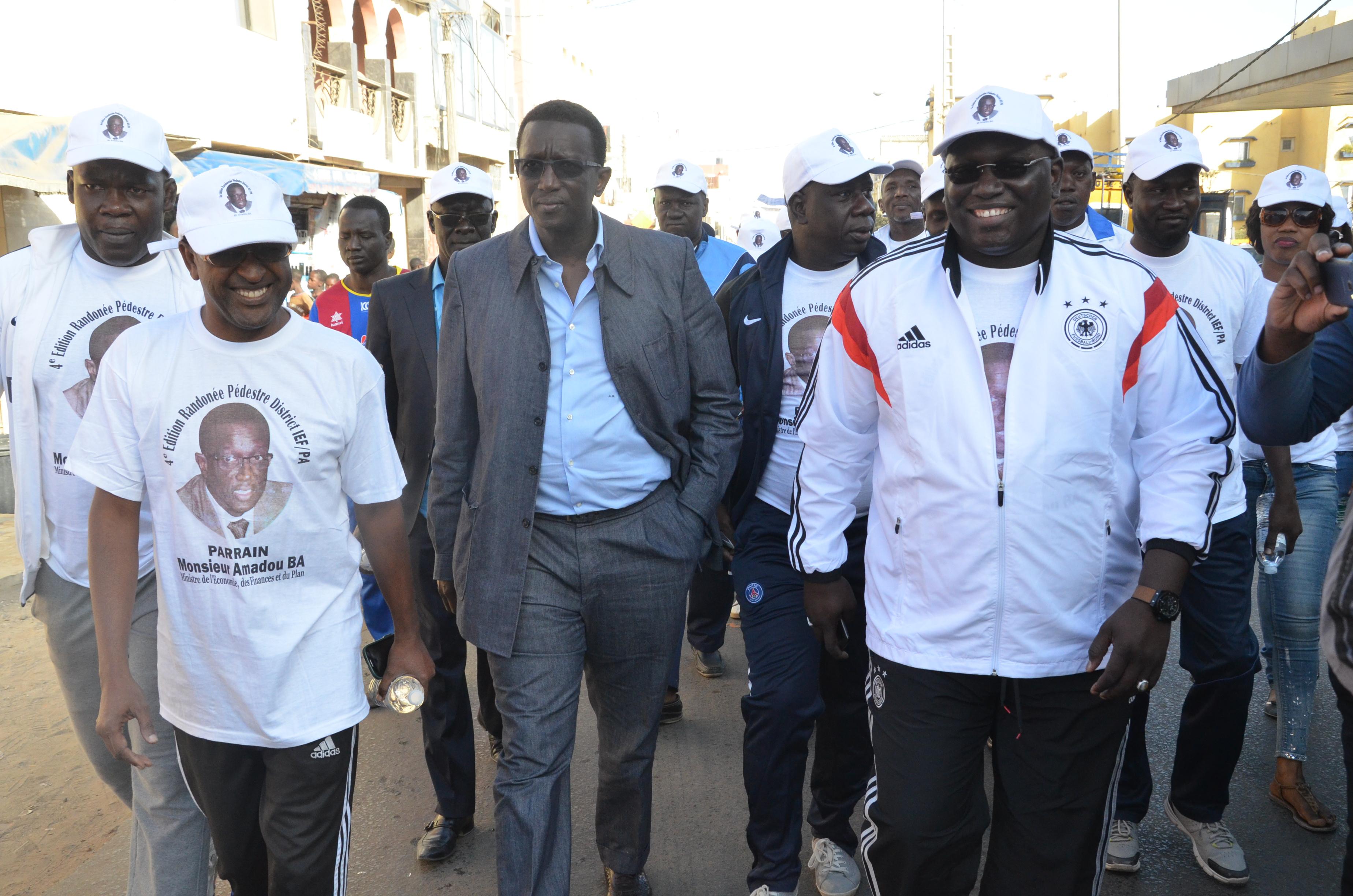 Education : Amadou Ba donne des gages du respect des accords par le Gouvernement
