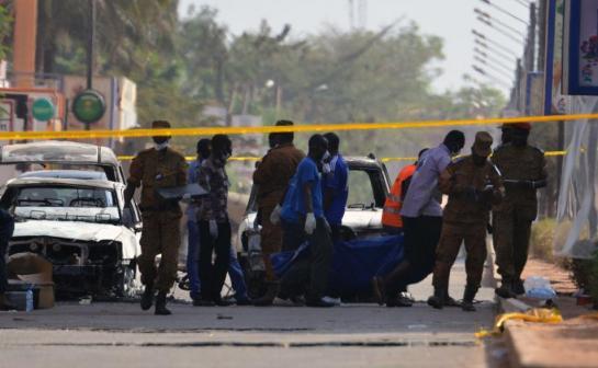 Ouagadougou : 3 assaillants encore recherchés