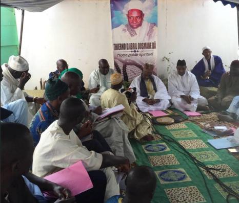 Ziarra annuelle Feu Thierno Djiby Ba : Le représentant de l'Etat donne des gages pour un bon déroulement