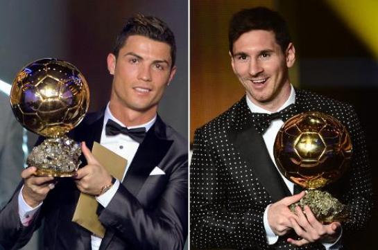 Messi admire Ronaldo