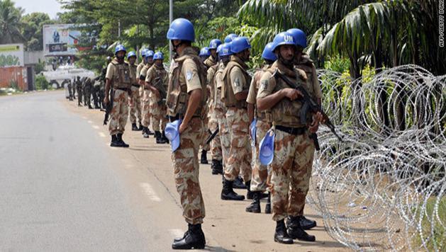 L'ONU réduit les effectifs des Casques bleus en Côte d'Ivoire