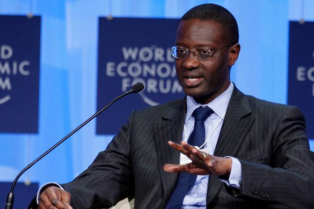 FMI : Tidjane Thiam dément tout intérêt pour remplacer Christine Lagarde (Jeune Afrique)