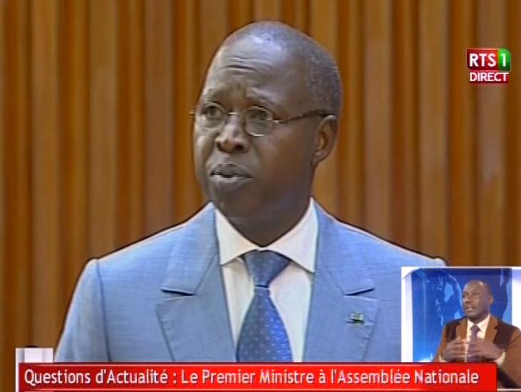 Questions d'actualité à l'Assemblée Nationale : Le PM évite la question de Modou Diagne Fada qui parle du « kidnapping d'Oumar Sarr »