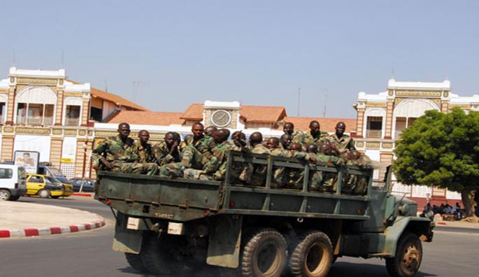 TERRORISME : Dakar sous alerte maximale, des policiers encagoulés dans toutes les rues