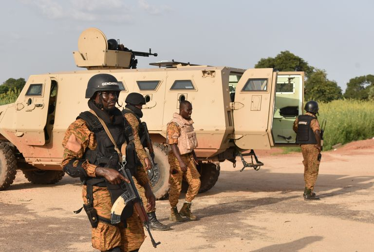 Burkina Faso: attaque d'un dépôt d'armes par d' anciens putschistes