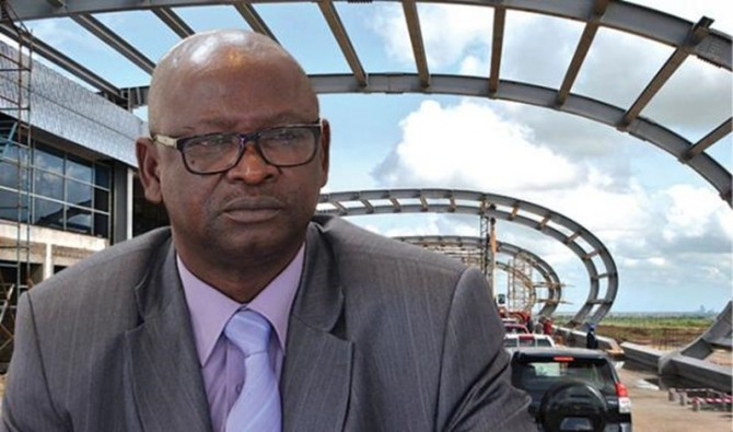 """Diass sera """" le cœur du Sénégal de demain """", selon le DG de l'AIBD"""