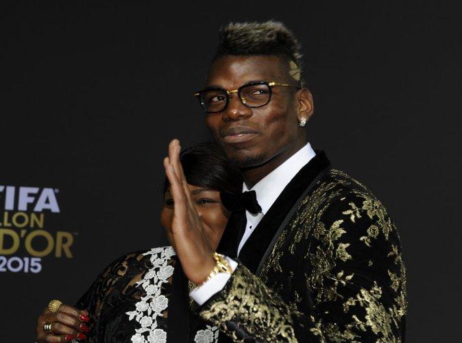 """Paul Pogba (Juventus) arbore une nouvelle coupe de cheveux style """"léopard"""" ou """"panthère"""". À vous de juger..."""