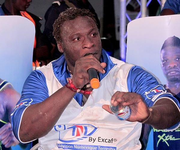 Ama Baldé : « Mon combat contre Modou Lo va sauver l'arène »