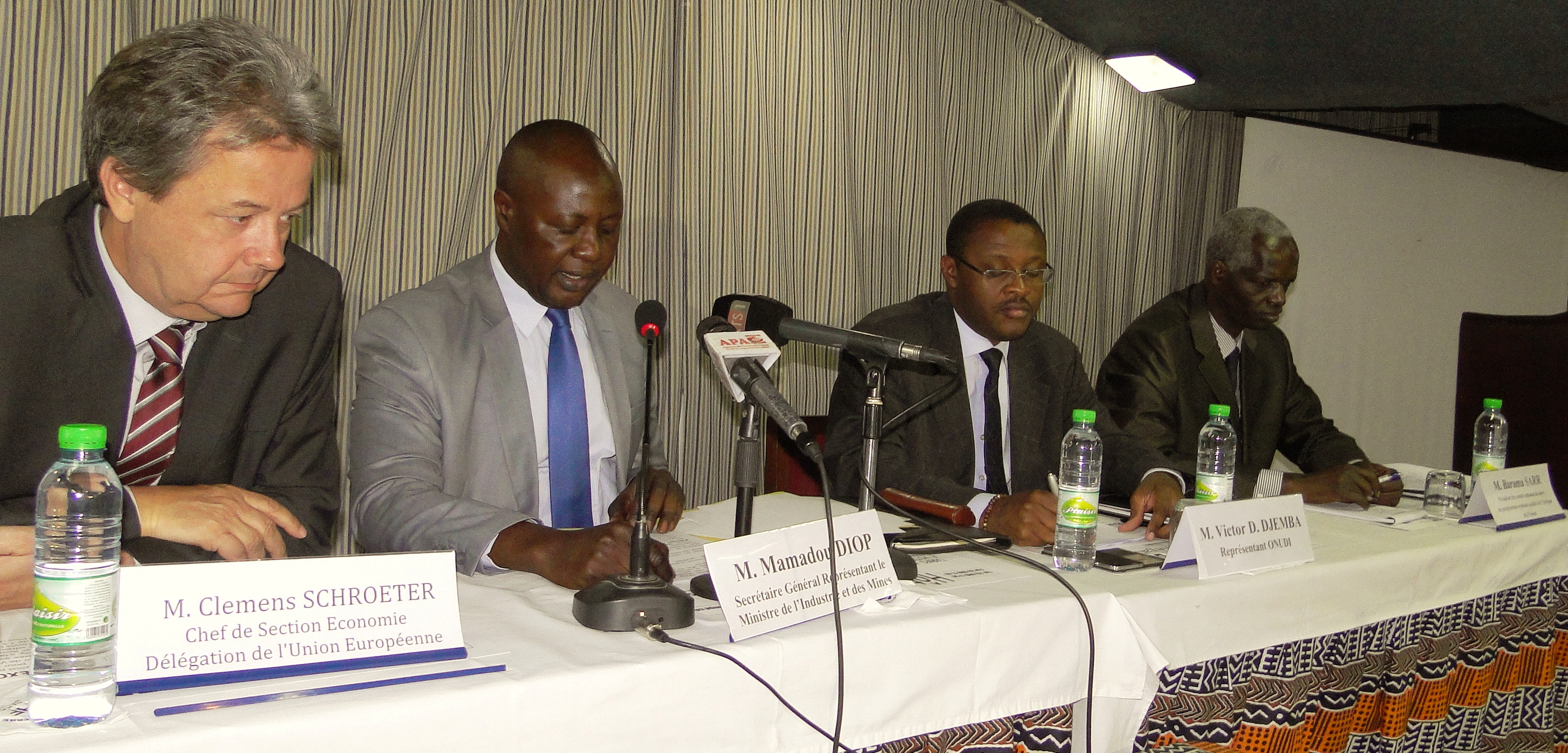 Programme Système Qualité en Afrique de l'Ouest : 16 pays bénéficient d'un programme de 7.9 milliards Francs CFA