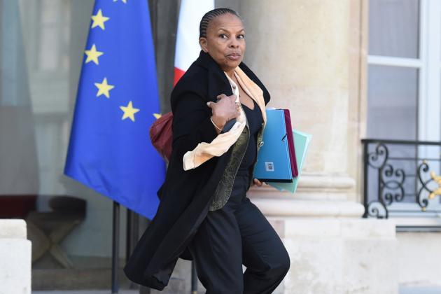 FRANCE : L'Elysée annonce la démission de Christiane Taubira