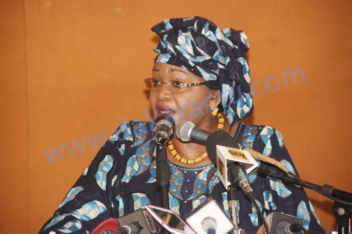 Aïda M'bodj descend Moustapha Diakhaté : «Il a atteint le comble de l'ignominie »