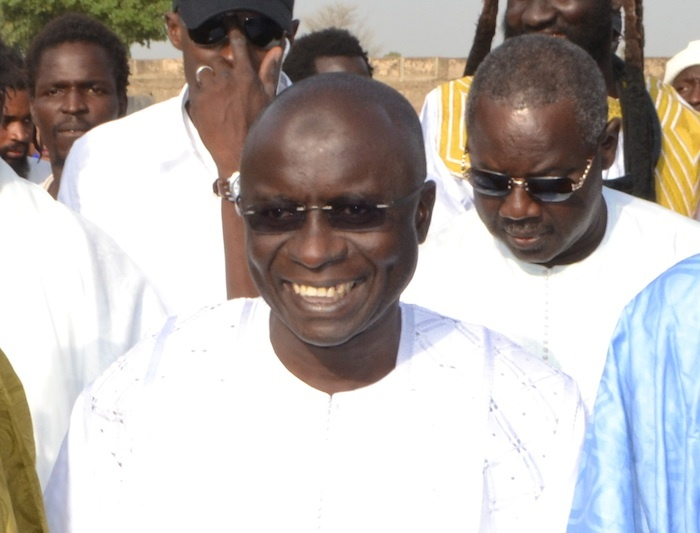 Les premières images de la visite de proximité du Président Idrissa Seck à Thiaroye Gare