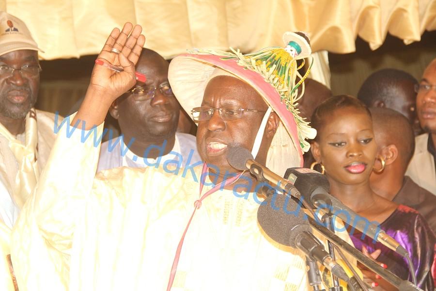 Abdou Karim Sall, Coordinateur des cadres de Pikine : « Nous allons offrir 80% des voix au Président Sall lors des prochaines échéances à M'bao »