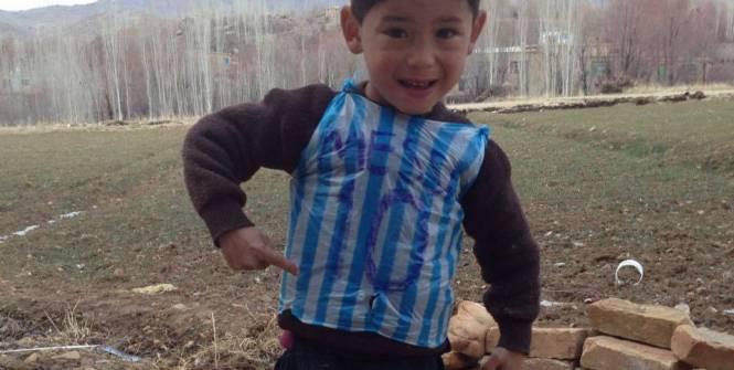 Lionel Messi va rencontrer Murtaza, son jeune fan afghan