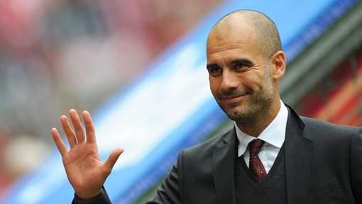 Guardiola à Manchester City la saison prochaine