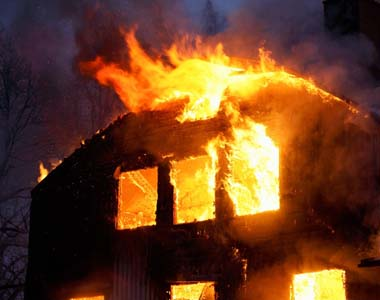 Une fillette de 18 mois meurt dans un incendie à Ndiogop Ndiaye