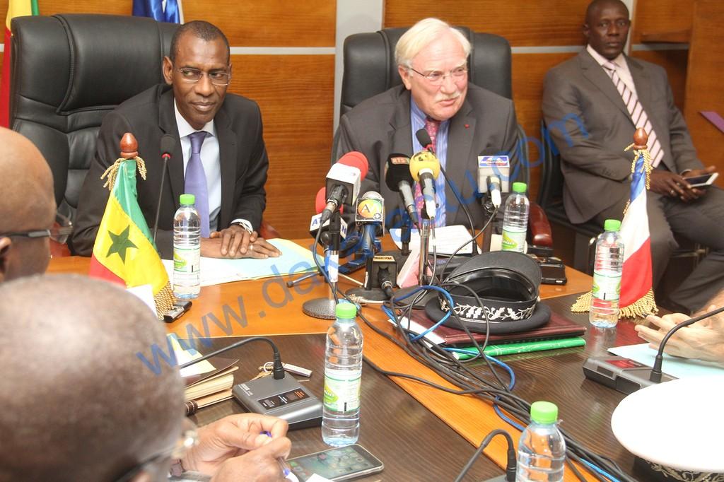 4ème réunion du Comité de pilotage du Plan d'action contre le terrorisme : Le Sénégal et la France réitèrent leur détermination à combattre le mal