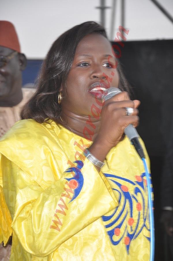 """Aïssatou N'diaye, maire de  N'diaffate : """" Le monde rural remercie le président Macky Sall pour l'acte III de la décentralisation """""""