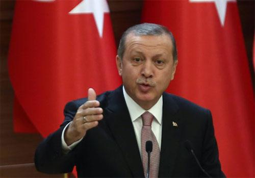 Le président Erdogan attendu à Dakar, vendredi