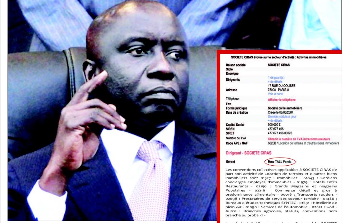 Attaques d'Idrissa Seck contre « Afrique confidentielle » via « Jeune Afrique »: Le site confirme ses révélations sur la fortune de l'ancien PM  et charge ses méthodes
