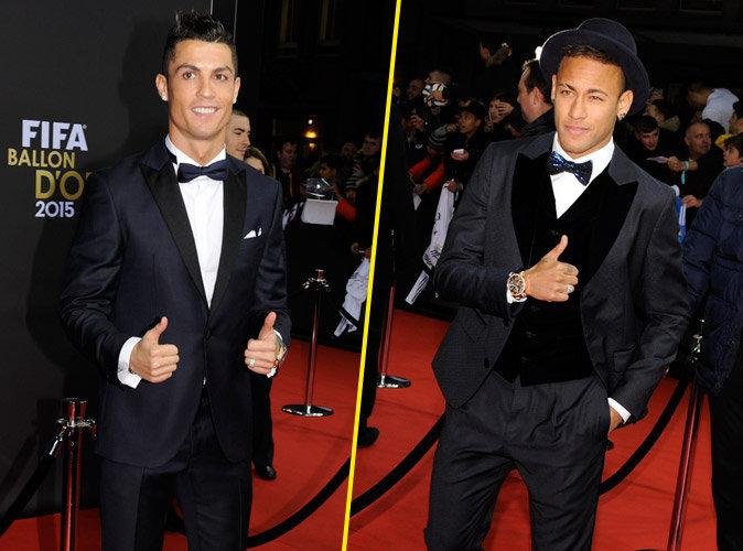 Cristiano Ronaldo VS Neymar : 31 ans et 24 ans aujourd'hui