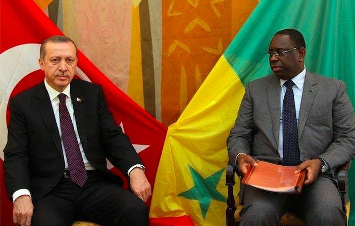 Ankara et Dakar veulent augmenter leur volume d'échanges