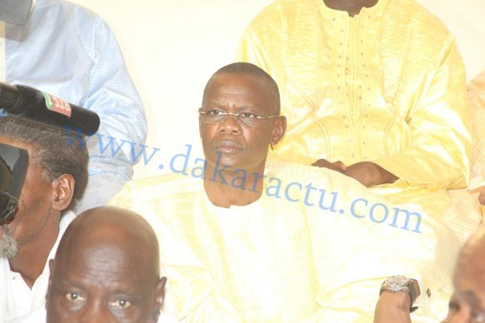 LA CHAMBRE DES ELUS DE L'APR EN ORDRE DE BATAILLE : Mor N'gom remobilise l'APR dans le nord du Sénégal