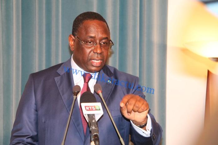 Recevant le Conseil de la Jeunesse hier : Macky Sall parle du quinquennat