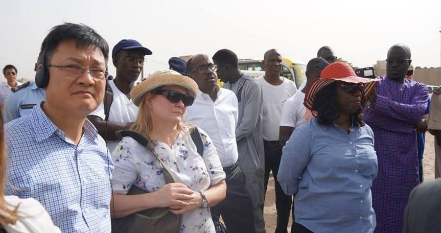 PROGEP : La Directrice des Opérations de la Banque Mondiale satisfaite des réalisations
