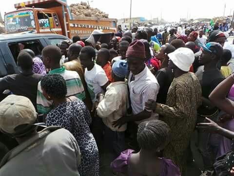 POROKHANE : Idrissa Seck célèbre le Magal de Sokhna Diarra