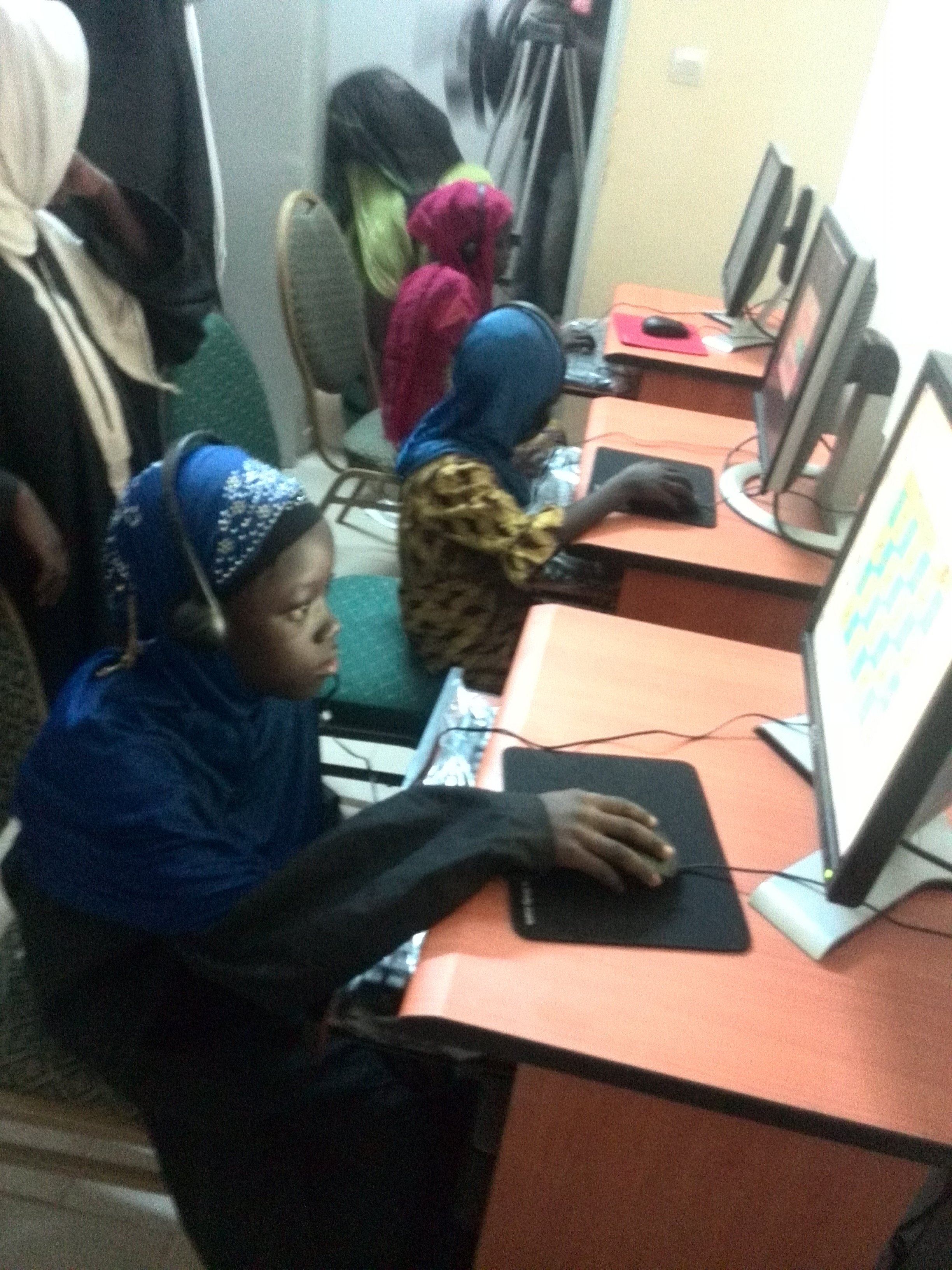 Porokhane : L'ADIE installe une salle multimédia au Daara Mame Diarra Bousso