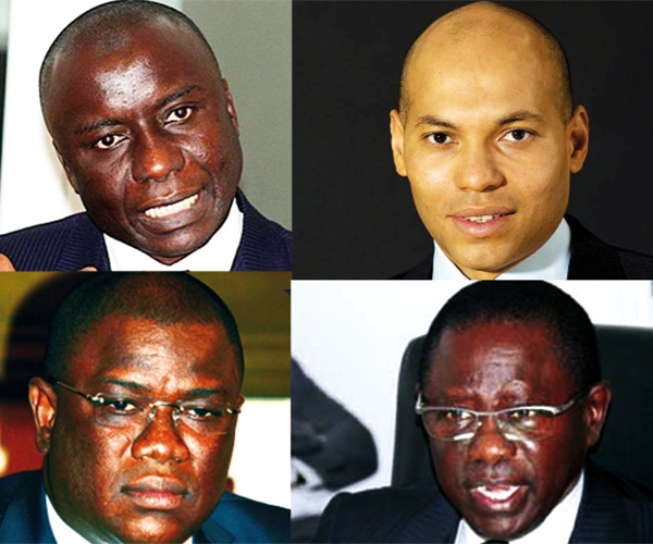 Présidentielle - Alliance Idy-Karim-Baldé-Pape Diop : Le quarté non partant