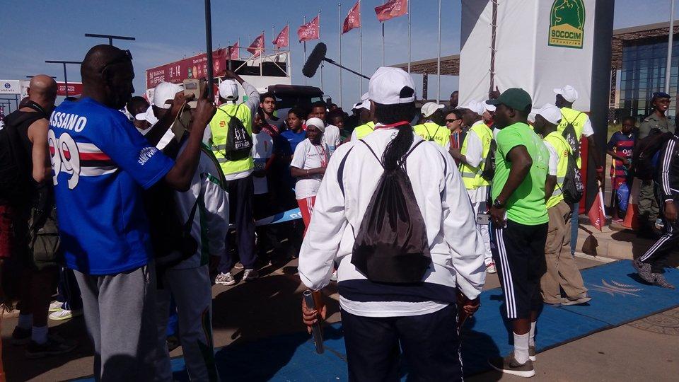 Les images du Marathon Eiffage