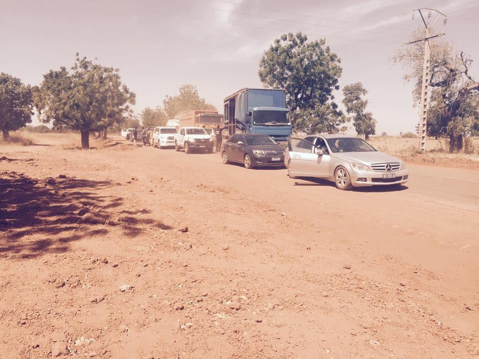 SALOUM : Serigne Mountakha Niass démarre sa campagne pour réélire Macky