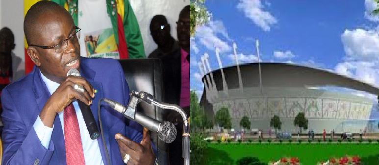 Pose de la première pierre de l'Arène nationale : Le ministre des Sports annonce «fin février»