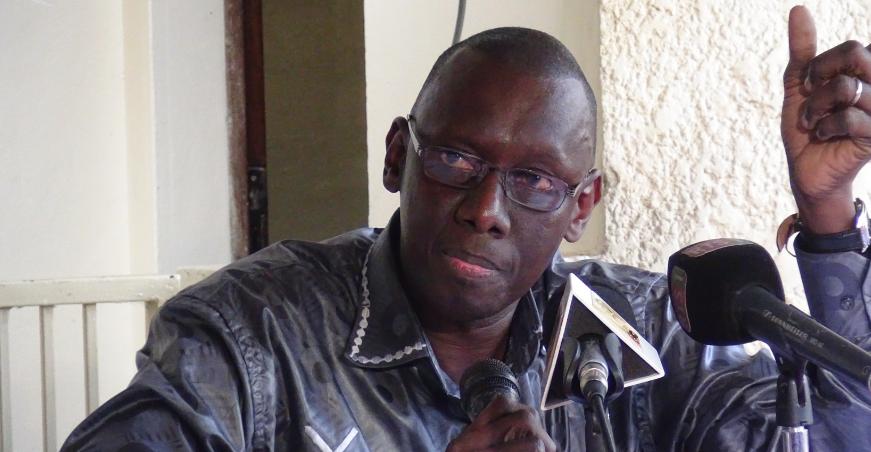 Le Pr Abdoulaye Dièye sur le discours de Macky  Sall :  « Je suis étonné… »