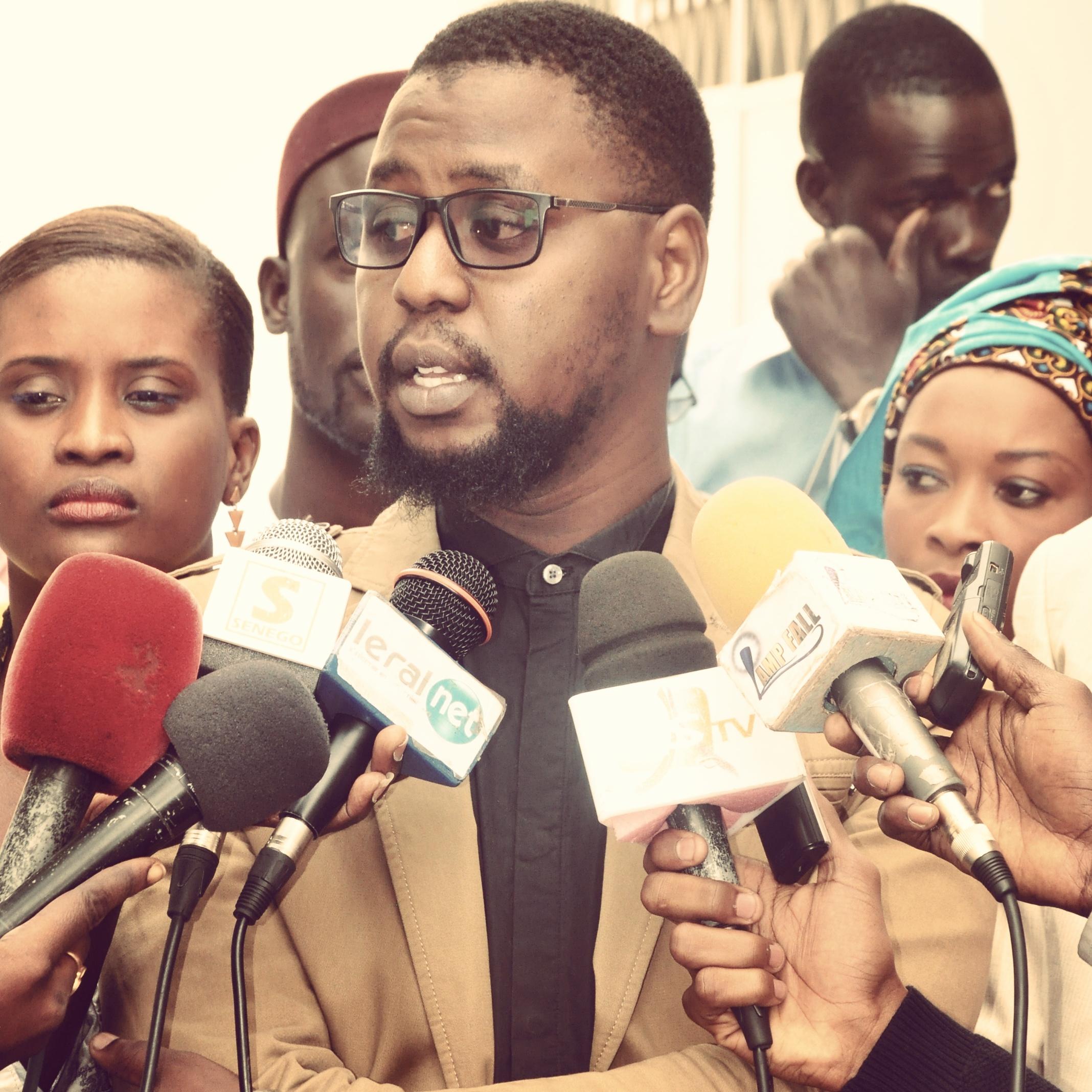 Réaction Papa Makhtar Diallo (FPDR) : « Vous avez fait le choix de ne pas respecter votre engagement… Vous devez en assumer les conséquences »